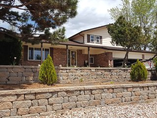 Remodeled 3 Bedrooms 2.5 baths on 1/2 Acres in beautiful Littleton-Easy Check in