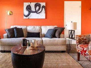 Zen Living Luxe Apt | Biz / Relax | Next to Lil' Saigon