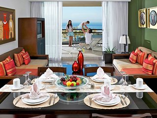 Vidanta Grand Mayan 1 BR 1 BA Suite With Kitchen Sleeps 6 - Los Cabos
