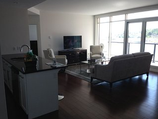 Beautifully furnished two bedroom, two bath plus den, southeast facing property.
