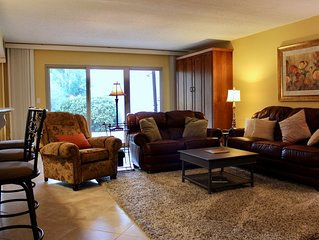 Beautiful and totally updated 3 bedroom, 2 bath.