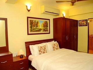 Casa Paloma - 2bhk furnished apartment in Panaji