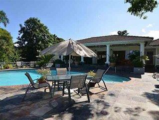 Spicy Hill Villa, One Of Jamaica's Best-Kept Secrets.