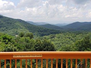 Spectacular Million Dollar View - Amazing Mountain Resort - Spacious Townhome