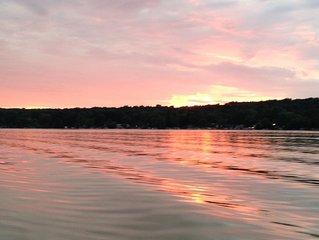 'A Bit Of Heaven' By The Lake
