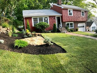 3 Bedroom Home / 2 Full Baths ~ Location, Location, Location!  180 Day Min Stay