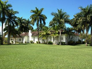 Fairlea Estate, Tranquil & Charming Estate Living / Montego Bay