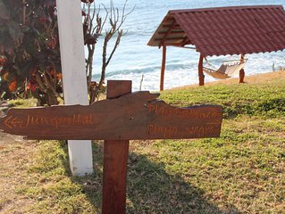 Villa Vida- Privately situated villa with short walk to beach