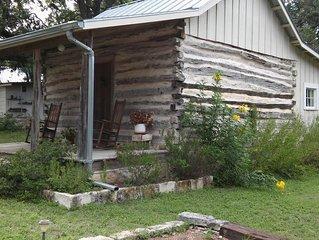 Butler Cabin at The Homestead B & B