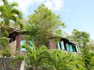 Bequia Garden House Nature Property