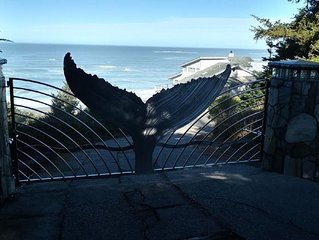 Ocean Front - Private path to Beach - Luxury Home - Unobstructed views - Magical