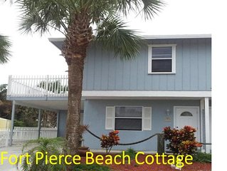 �️ Quiet Beach Cottage � Pet Friendly and Steps to Beach