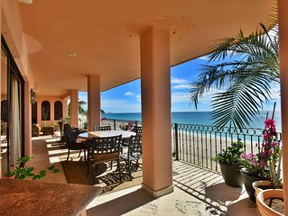 Luxury 5 Star Oceanfront El Zalate - 3400 sft 3BR