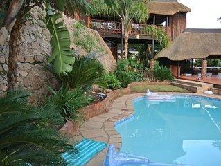 Exclusive waterside home, fabulous views