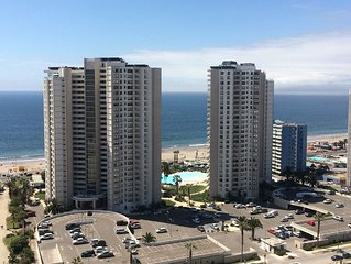 Acogedor departamento, excelente ubicación. A pasos de la playa y el casino.