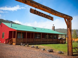 Greer - The Perfect Family Cabin In The Heart Of The Village!