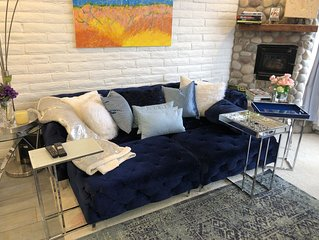 Chic and Cosy in ASPEN - Renovated+Ajax view+Elegant