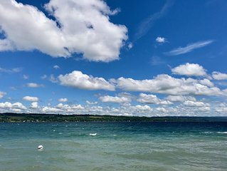 Direct Waterfront with Boat House and Roof Top -- Skaneateles Lake