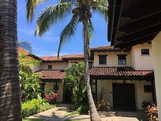 Beautiful 3BR with Breathtaking Ocean View Villa in Hacienda Pinilla