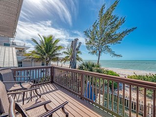 Beachfront on Manasota Key - Casa Del Harmony