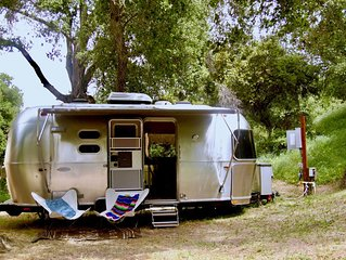 Quiet & Charming Creekside Trailers