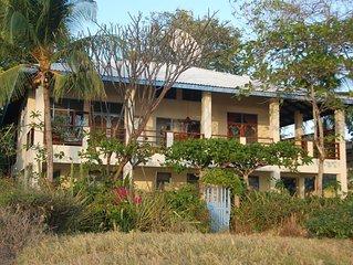 Villa of the Rock - Villa De La Roca  Beachfront/Privacy