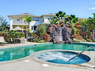 Townhomes with Fabulous pool and hot tub onsite!
