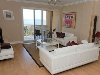 Beautiful oceanfront condo (Flagler tt1737)