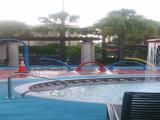 Wyndham Bonnet Creek - 2 Bedroom Deluxe - Spend Christmas at Disney!