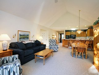 Cozy Family 3BR Golf Villa on Mt. Washington  Hotel Golf Course in Bretton Wood