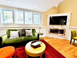 Quiet House in Best Neighbourhood in Toronto: Rosedale