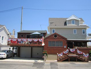 Authentic Beach House in Desirable Silver Beach~3rd from Beach~Ready for 2020!
