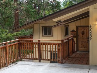 Sierra Springs WITH AIR CONDITIONING!!! Located in Yosemite Forks Estates 4 bedr