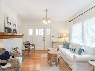 Charming 2 Bdrm 2 Bath Inman Park Bungalow W/Pool Pass