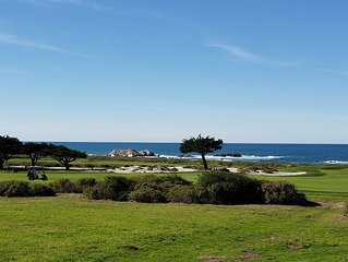 La Vista Azul - Pebble Beach Home - On Golf Course, Sunset and Ocean View, on MP