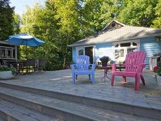 Family-Friendly Beachfront Cottage