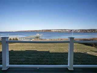 Waterfront Oasis Near Newport - Live the Island Life