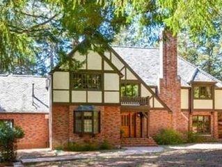 Zen Redwood Santa Cruz Retreat PRIVATE BDRM + BATH