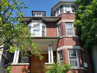 Midtown Toronto Prime Casa Loma - Forest Hill - Bright New Large Luxury Suite