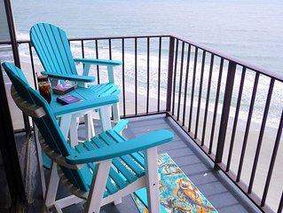 Totally Renovated Ocean Front Resort Condo With Indoor/Outdoor Pools