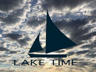 Lake Time Vacations // NOW BOOKING! // 1 weekend left in July // 1 wk August!