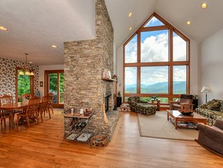 Breathtaking views & easy access at 4,000ft.