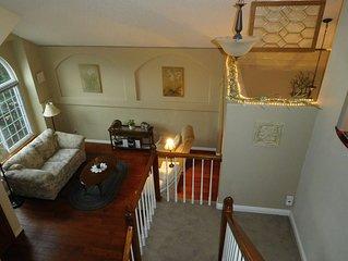 Wonderful Colorado Springs 3 Bedroom 2 Bath Home in Briargate, USAFA, North East