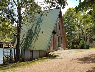 Bluegill Bungalow - Lakefront in Hardy, AR