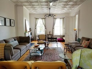 Walk to HITS - Luxurious + Historic Home with AC