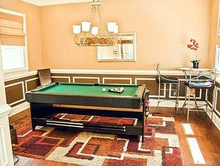 Atlanta Manta ★ Pool Table ★ Ultra Luxurious 4BR!