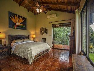 Villa Heliconia, La Finca CR, Horse Ranch Outside of La Fortuna