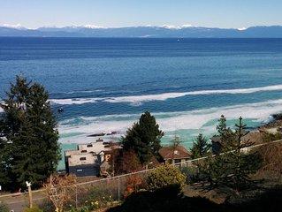 Big Vista Panoramic Luxury Oceanview Suite
