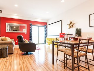 LUXURY 3BR APARTMENT - 10 MINUTES TO TIMES SQUARE