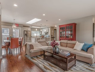 Beautiful Remodeled  Modern, Relaxed, Private Home - Great Location 3 bedrooms